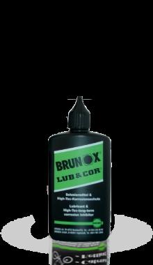 Brunox Lub & Cor, 100ml druppelaar